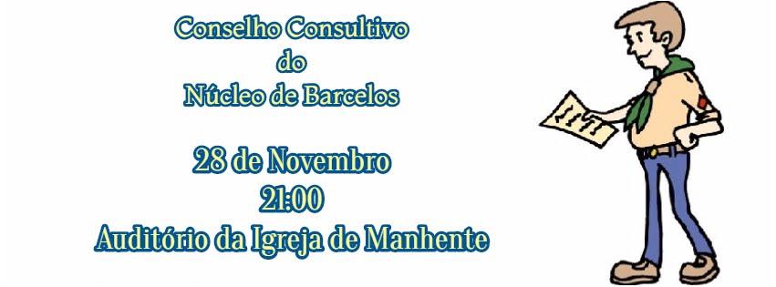 Conselho Consultivo do Núcleo de Barcelos